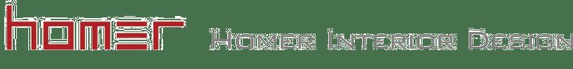 荷馬室內設logo